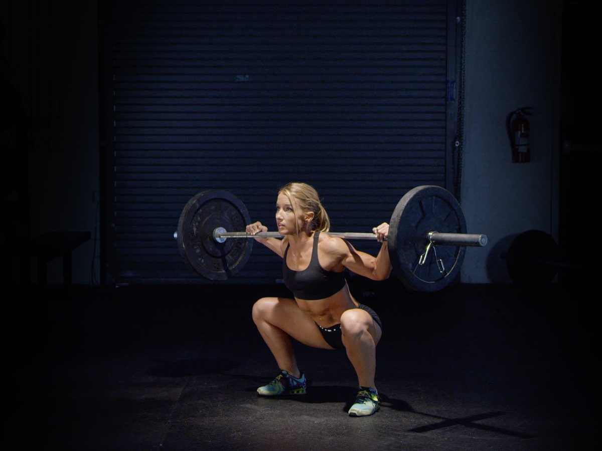 Back Squat Low Bar
