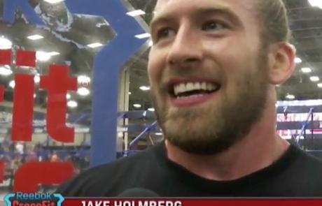 Jake Holmberg