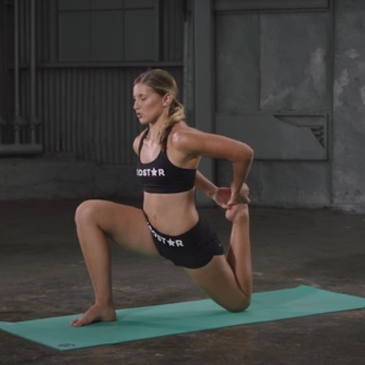 Workout Recovery Stretching