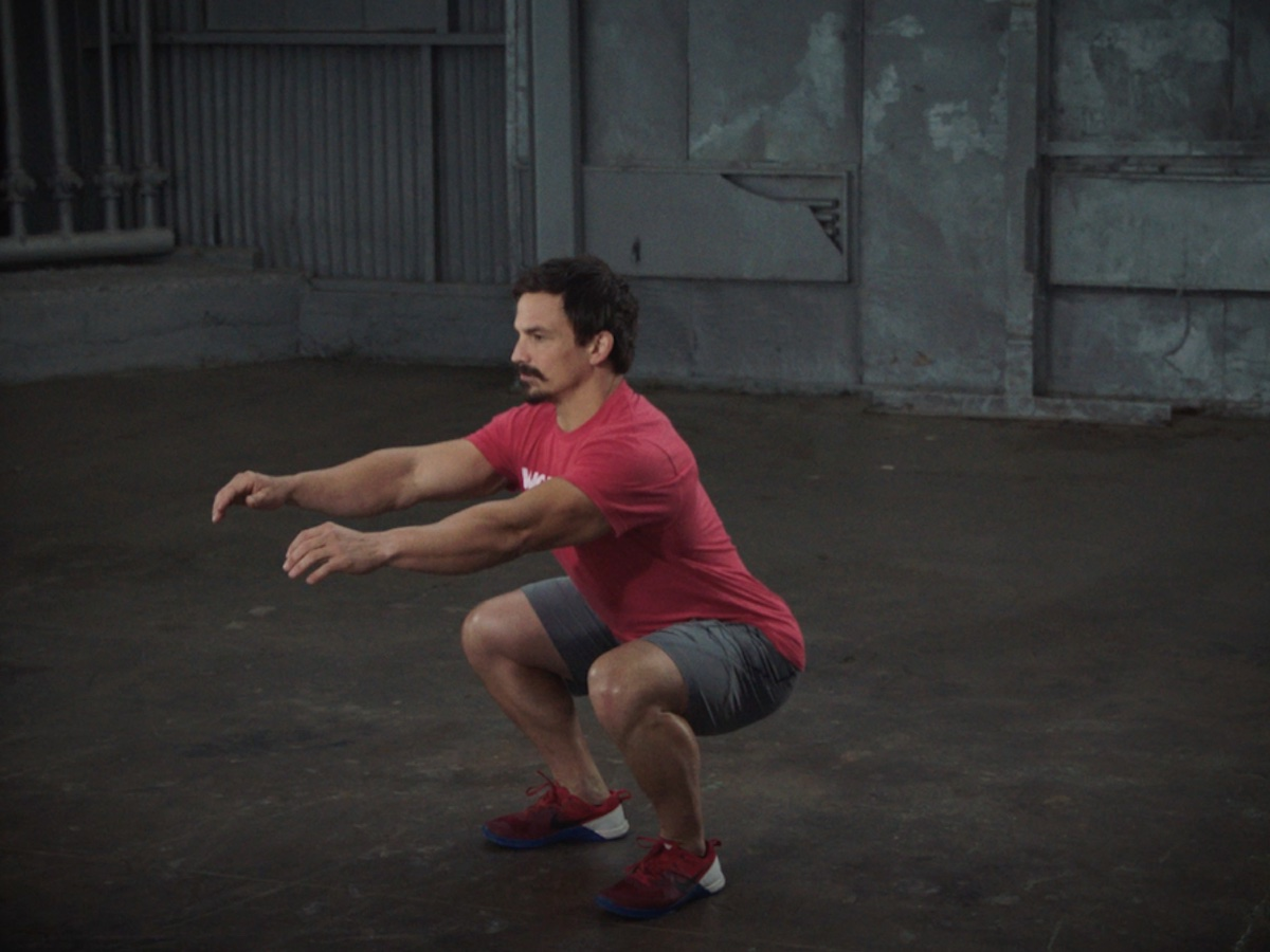 Image result for air squat