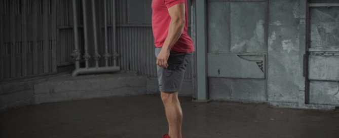 Josh Bridges Demonstrates the Box Jump