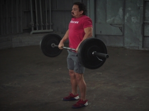 Josh Bridges Demonstrates how to do a Clean Pull