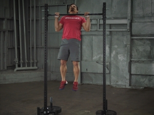 Strict pull up by Josh Bridges