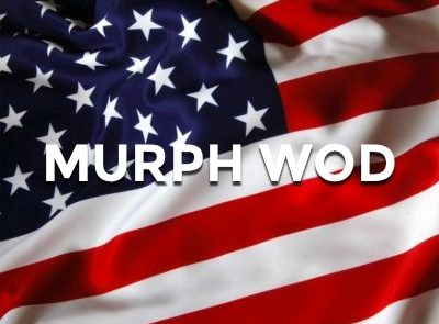 Murph Wod