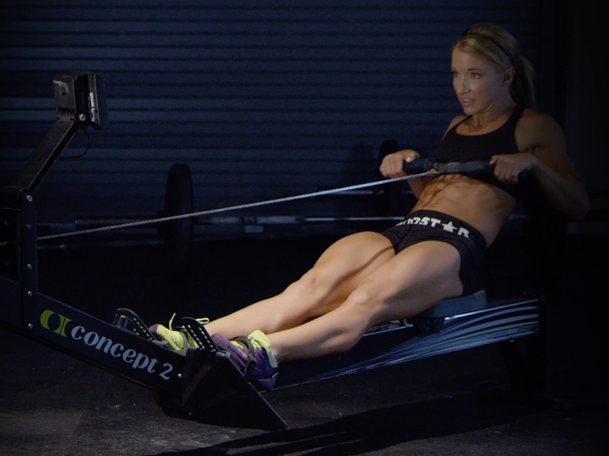 Become a Rowing Machine in 21 Days