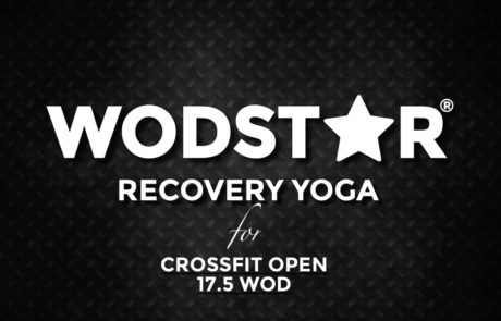 CrossFit Open 17.5 Warm Up & Recovery Yoga Stretching Video