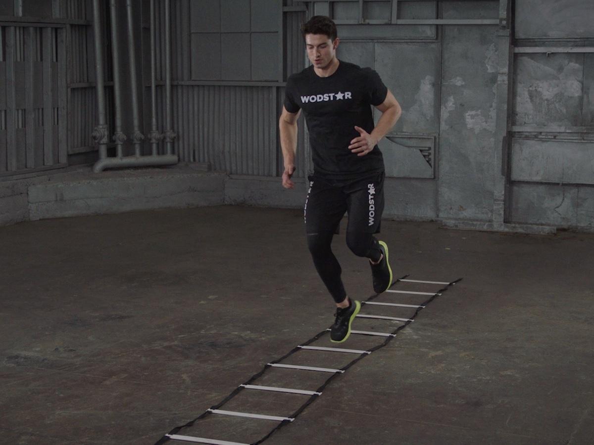 Single Leg Hops Plyometric Drill Wodstar