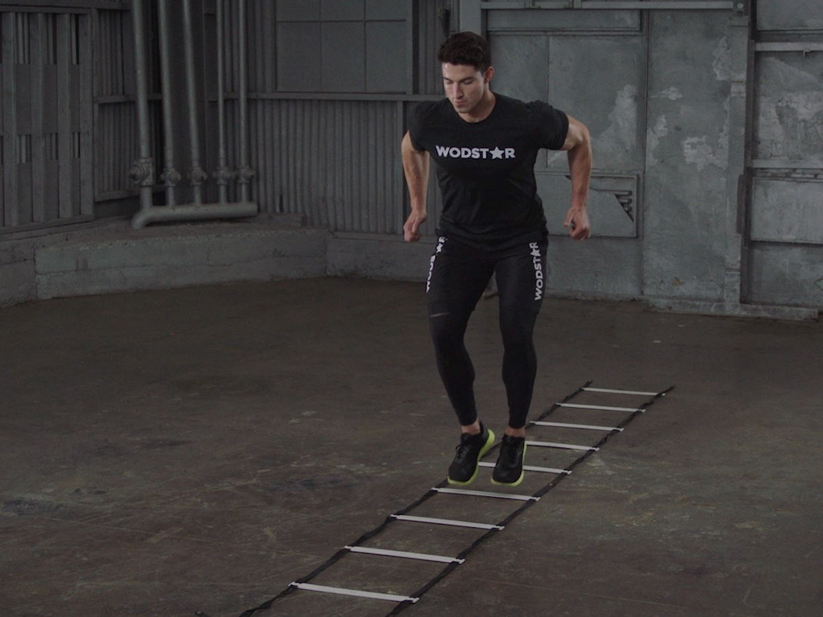 Two Leg Hops Plyometric Drill