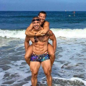 Men's Beach Body Sample 2
