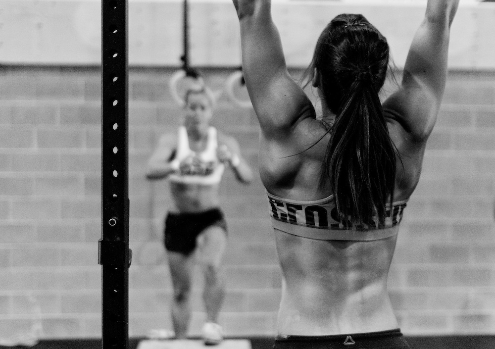 Camille LeBlanc-Bazinet's 30 Day Pull-Up Program