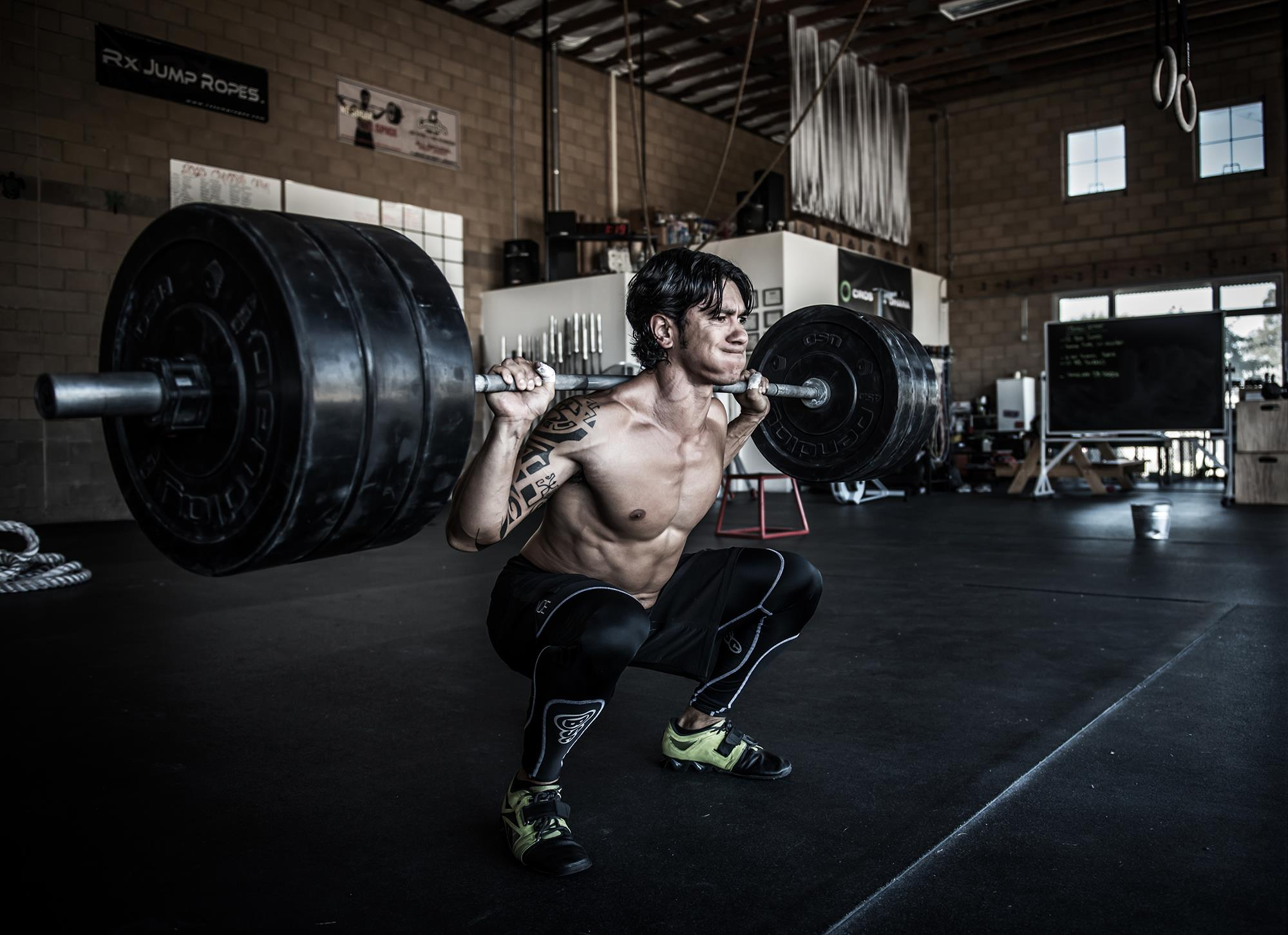 A Comprehensive Guide To Warming Up For Heavy Squats