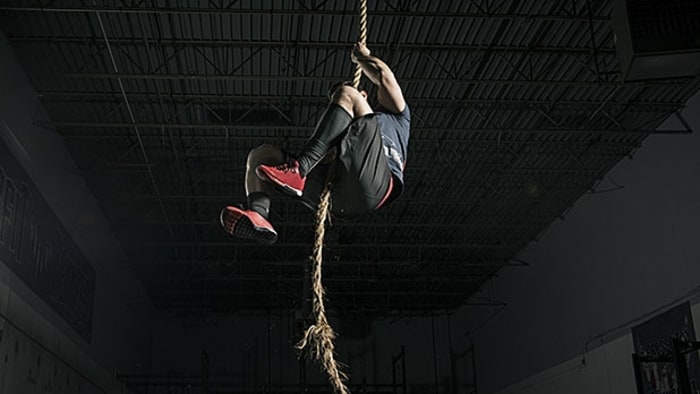 The Dreaded Rope Climb