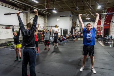 CrossFit Gyms For Member Retention