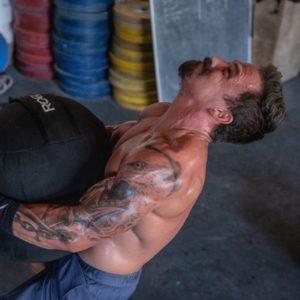 Josh Bridges Rogue Strongman Sandbag