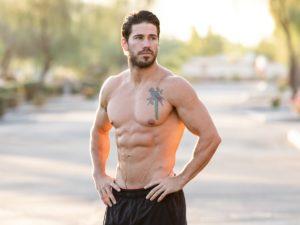 Men's Beach Body Program 081018