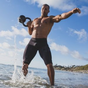 Men's Beach Body Sample 1