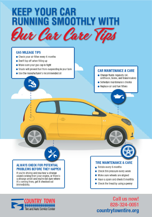 Keep Your Car Running Smoothly with Our Car Care Tips