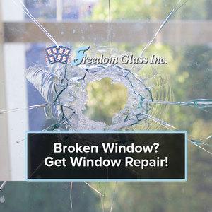 Broken Window? Get Window Repair!