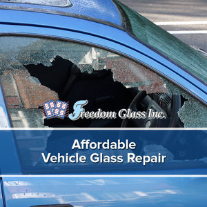 Affordable Vehicle Glass Repair