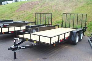 Utility Trailers and Dump Trailers