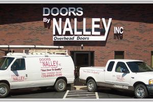 Experts in garage door installation