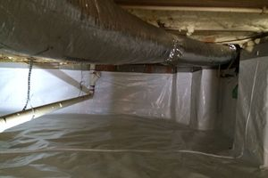 Benefit from Crawl Space Encapsulation
