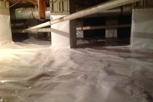Crawl Space Mold Removal, Chapin, SC