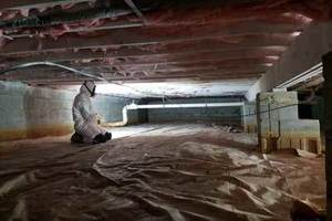 Crawlspace Moisture Control, Fredericksburg, VA