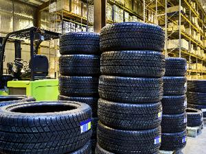 Cooper Tires, Morganton, NC
