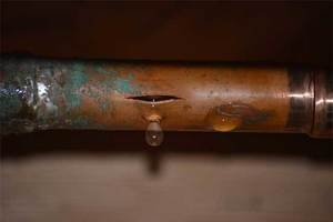 Avoid Water Damage this Winter by Preventing Pipe Bursting