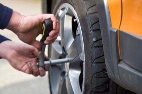 Convenience and tire repair services