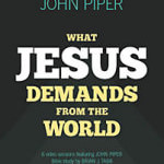 What Jesus Demands From The World Giveaway