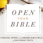 Announcing our NEW Bible Study: Open Your Bible | Read an Excerpt!