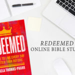 Redeemed Online Bible Study | Sign Up
