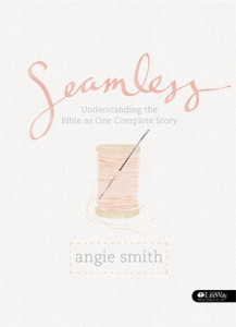 Cover of Seamless Bible Study by Angie Smith