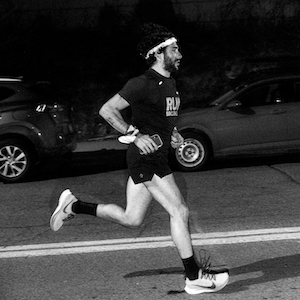 More than Speed: Matt Trappe Captures the Real Run Community