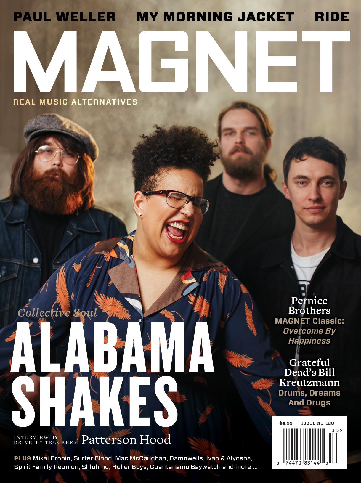 magnet magazine music photography portraiture gene smirnov alabama shakes