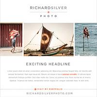 Branding Overhaul: The Last Leg for Richard Silver