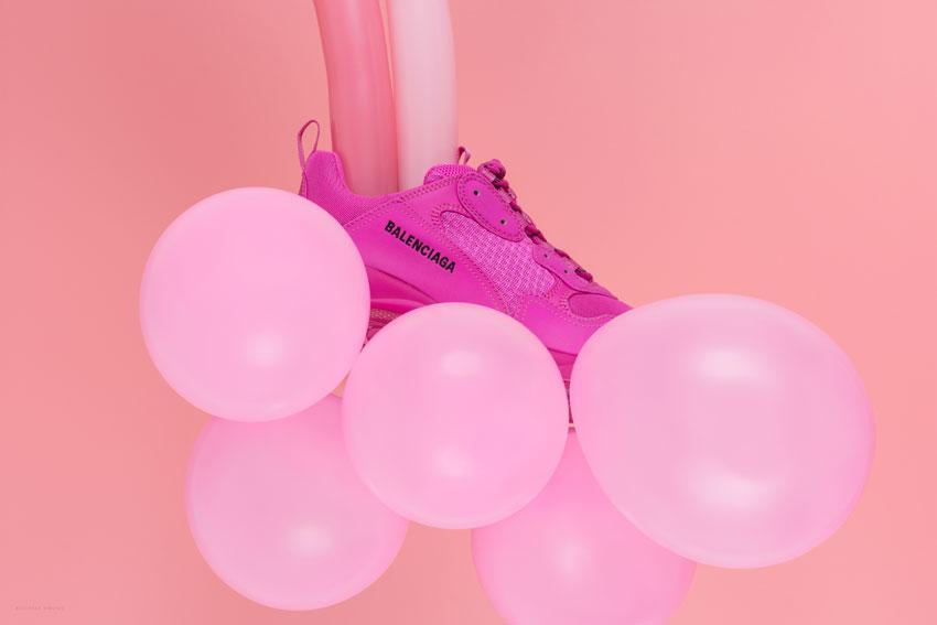 Aivaras Simonis image for Balenciaga shoes
