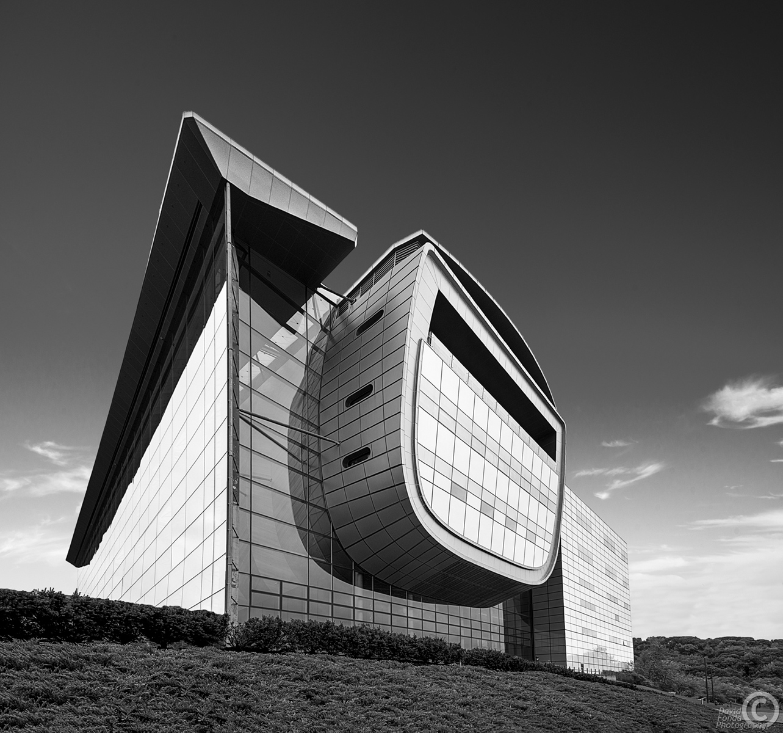 EMPAC - Rensselaer Polytechnic Institute by David Fonda