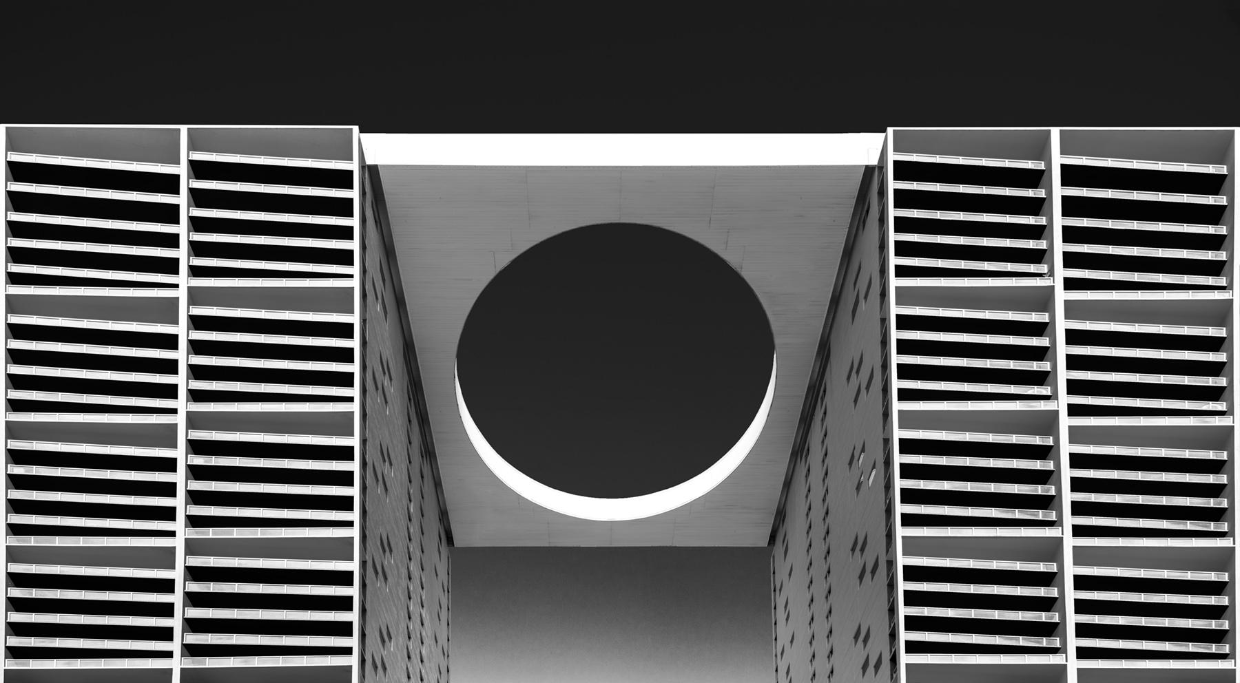 500 Brickell Photographed by David Fonda