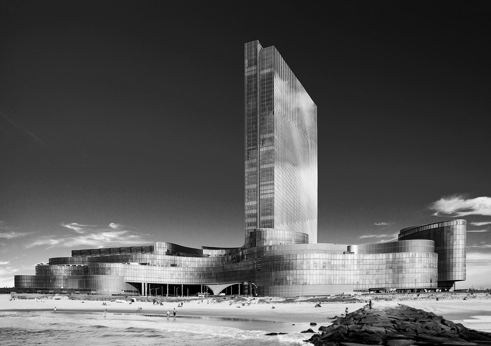 Ocean Casino Photographed by David Fonda