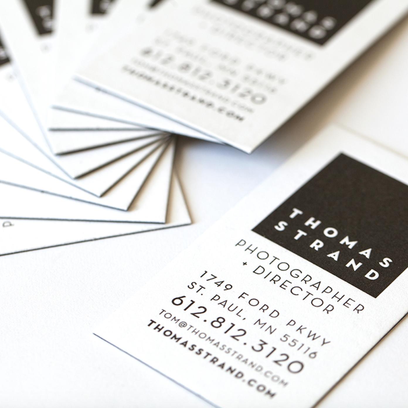 Design: The Thomas Strand Brand