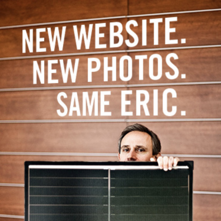 Photo Editing, Design & Copywriting: Enhancing Eric Millette