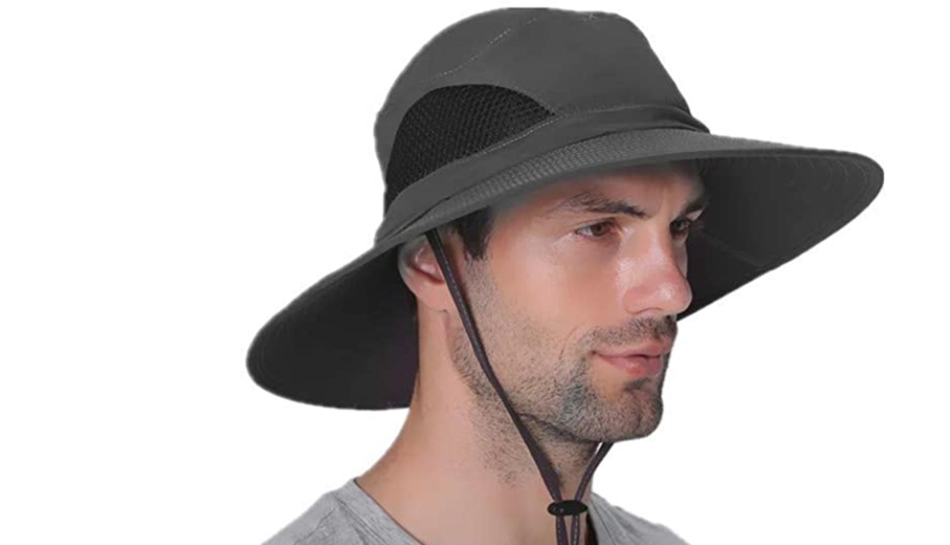 KPWIN Waterproof Fishing Bucket Hat with UPF 50 UV Protection