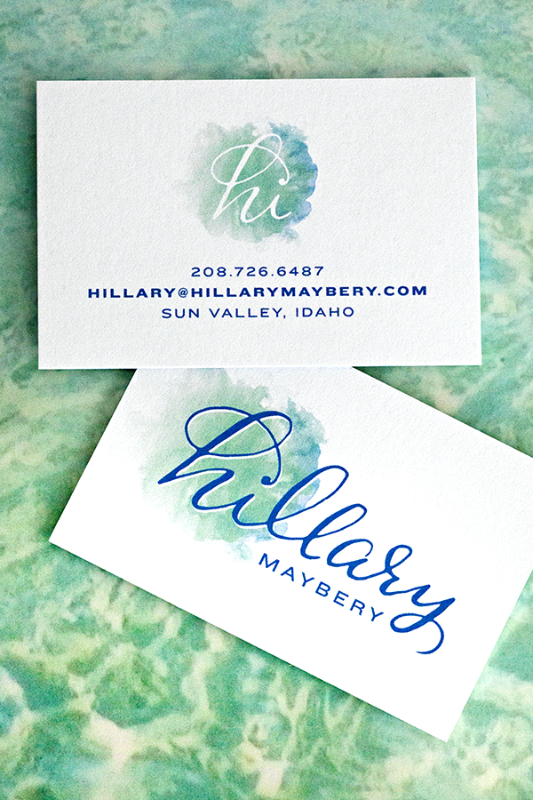 Design: Gettin' Down to Business Cards