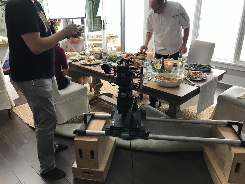 Wegmans Shoot Production Wonderful Machine