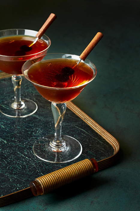 "John Valls' ""Perfect Moment"" for Imbibe Magazine - Cocktails"