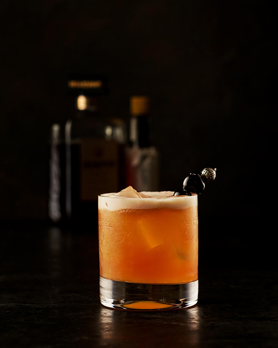 """John Valls' """"Perfect Moment"""" for Imbibe Magazine - Cocktail in Rocks Glass"""