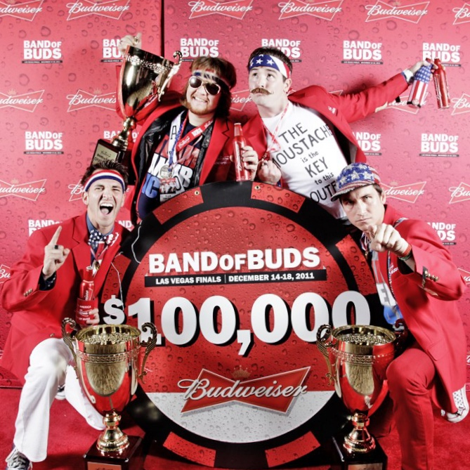 Shoot Production: Budweiser's Band of Buds